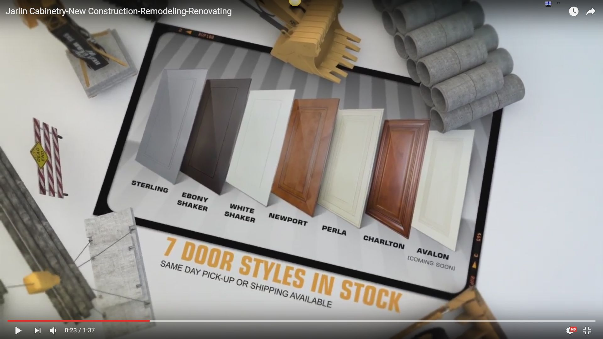 Best Youtube Jarlincabinetry Remodeling Renovating Video 400 x 300
