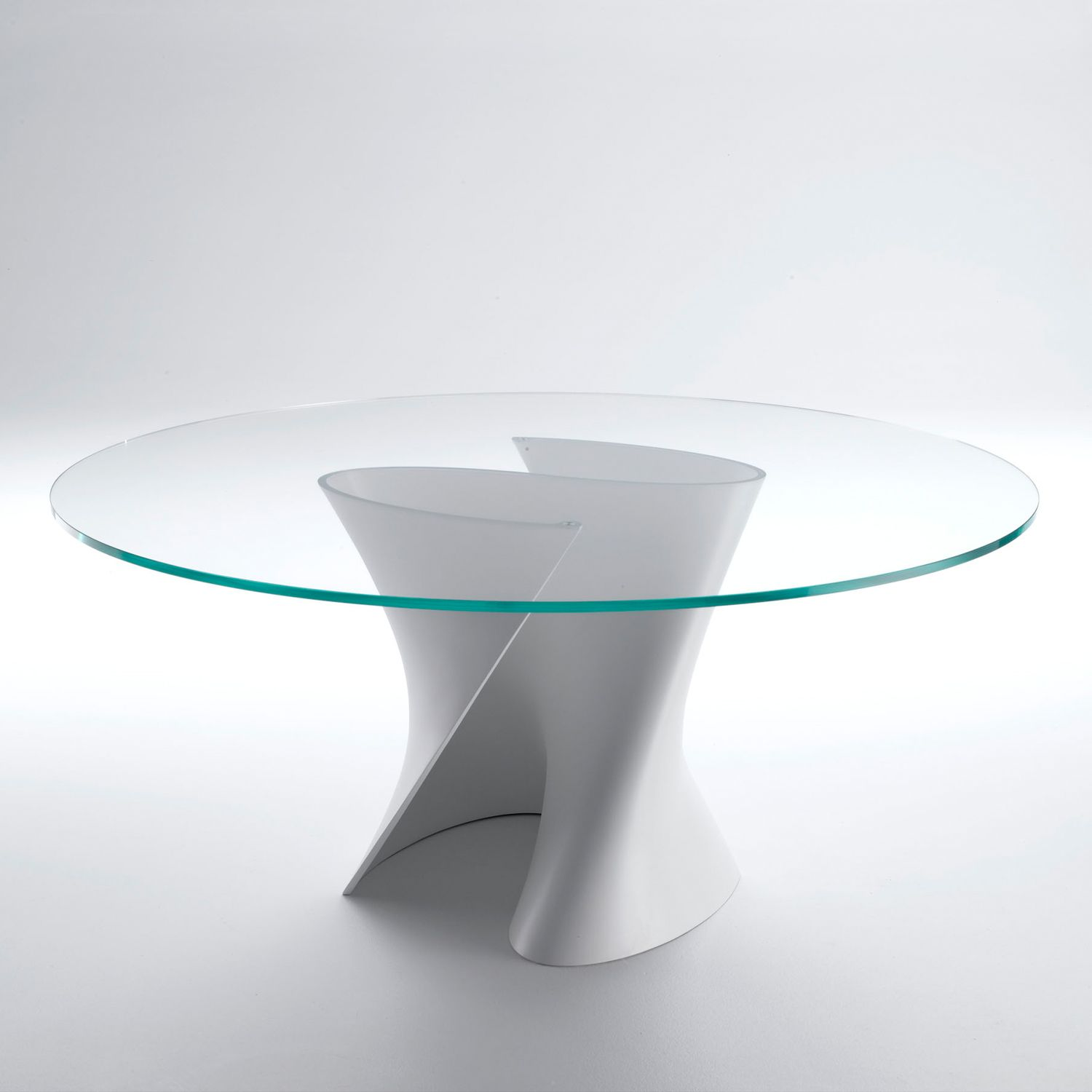 Futuristic Chairs For Modern Interior Chair Idea: Futuristic Chairs Round  Glass Table With Unique Leg