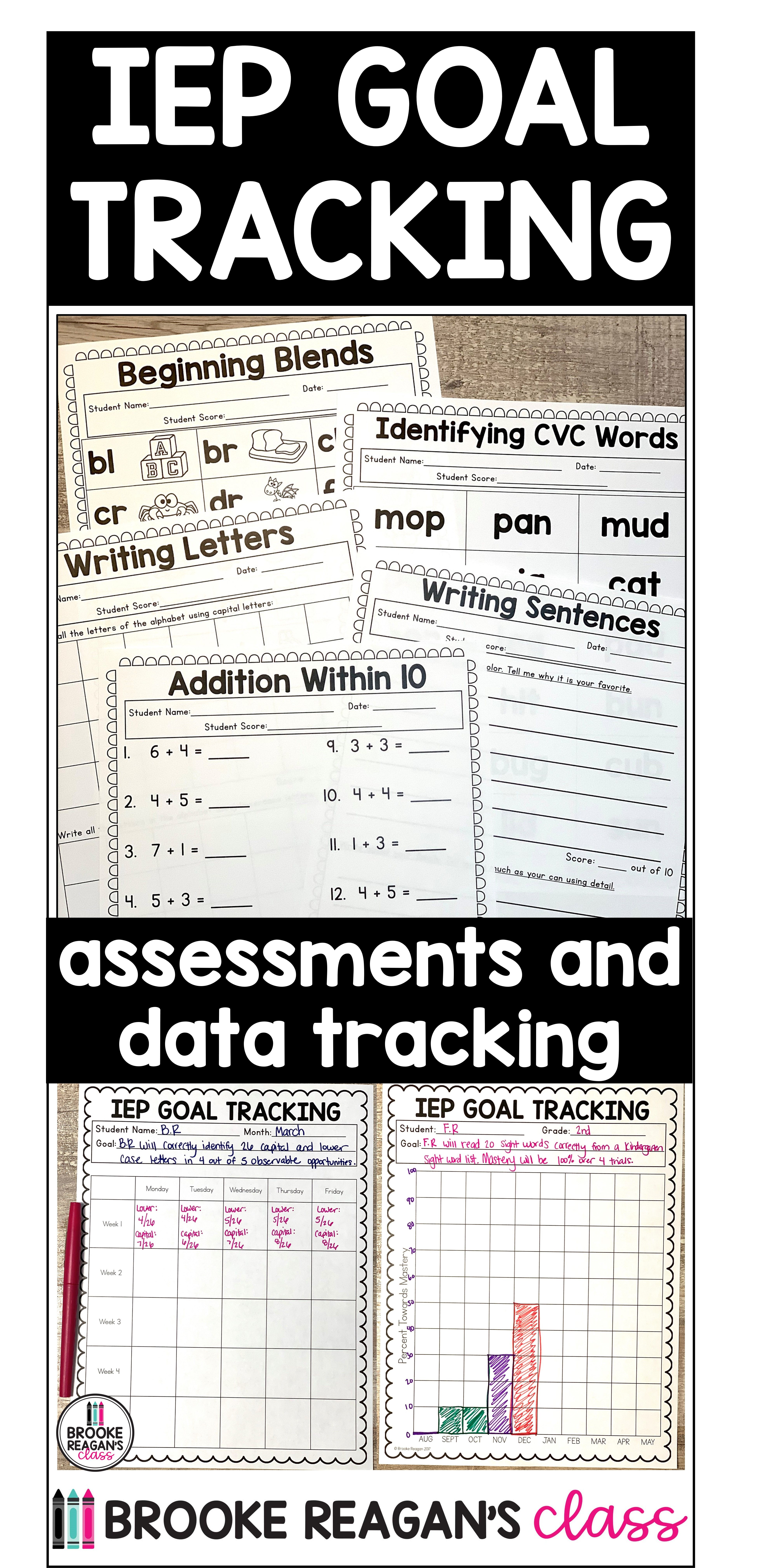 Iep Goal Tracking In