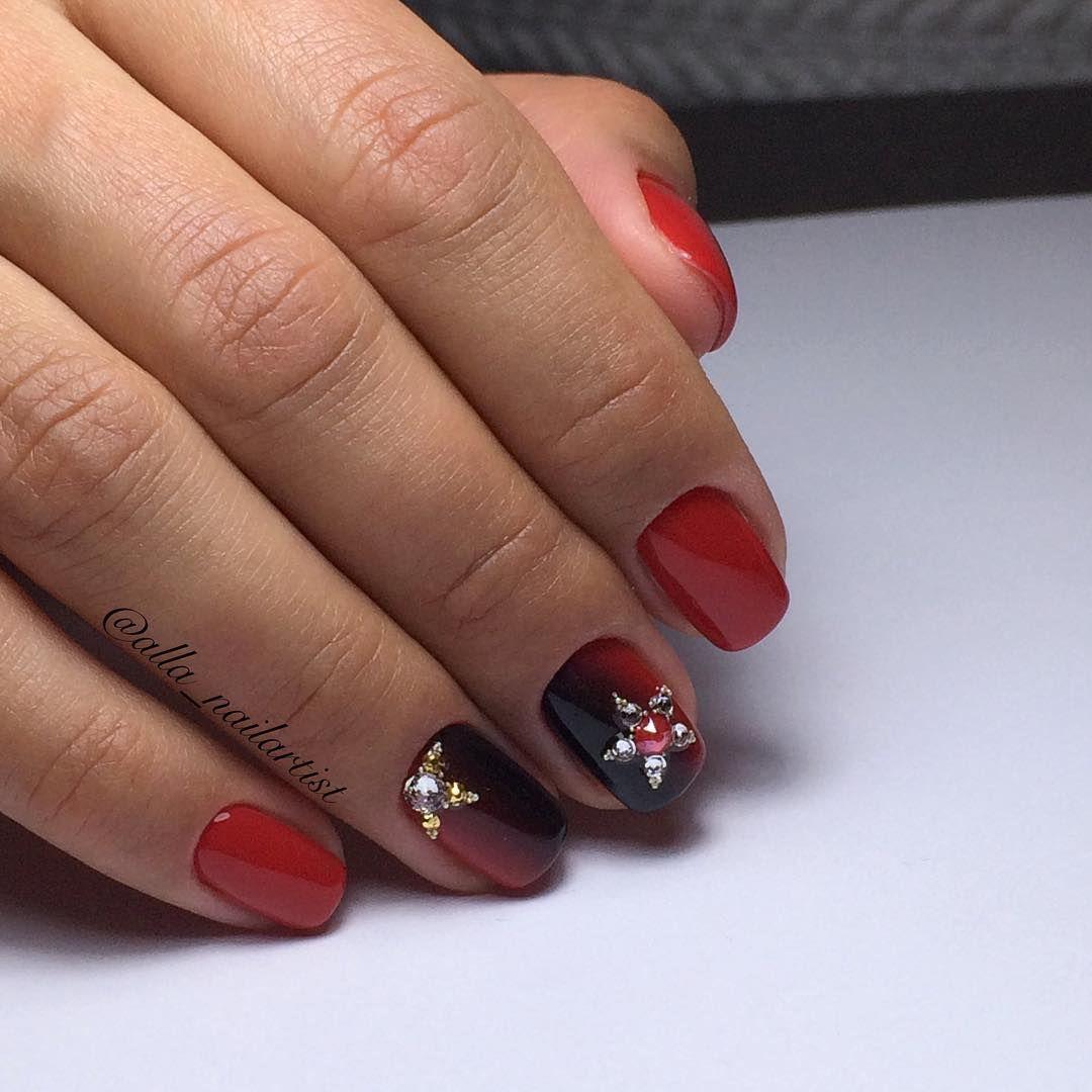 Инстаграм ногти москва