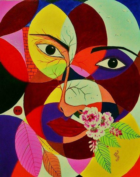 Atraves de los colores, Iris T Mora, Puerto Rico