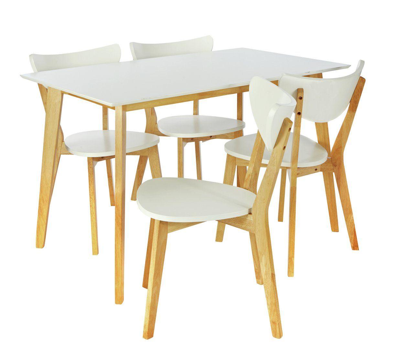 Argos Kitchen Table Sets Kitchen Table Settings White Dining