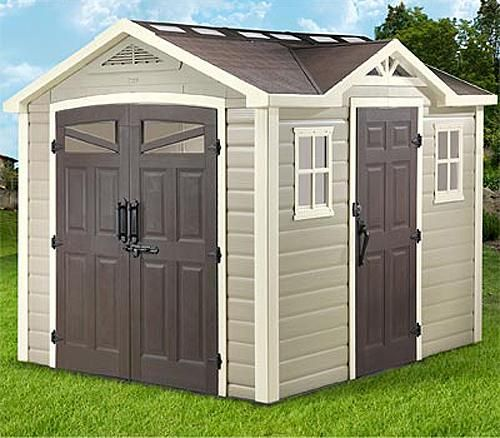 Costco Storage Shed With Images Carport Carport 640 x 480
