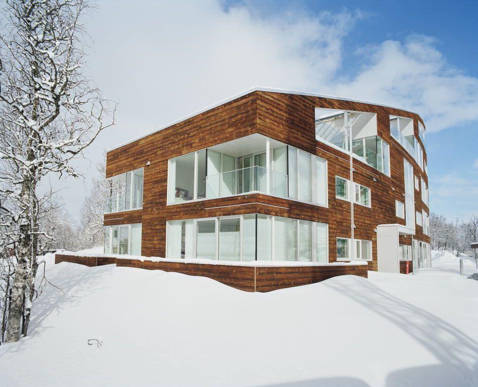 The Brinken terrace, Tromsø