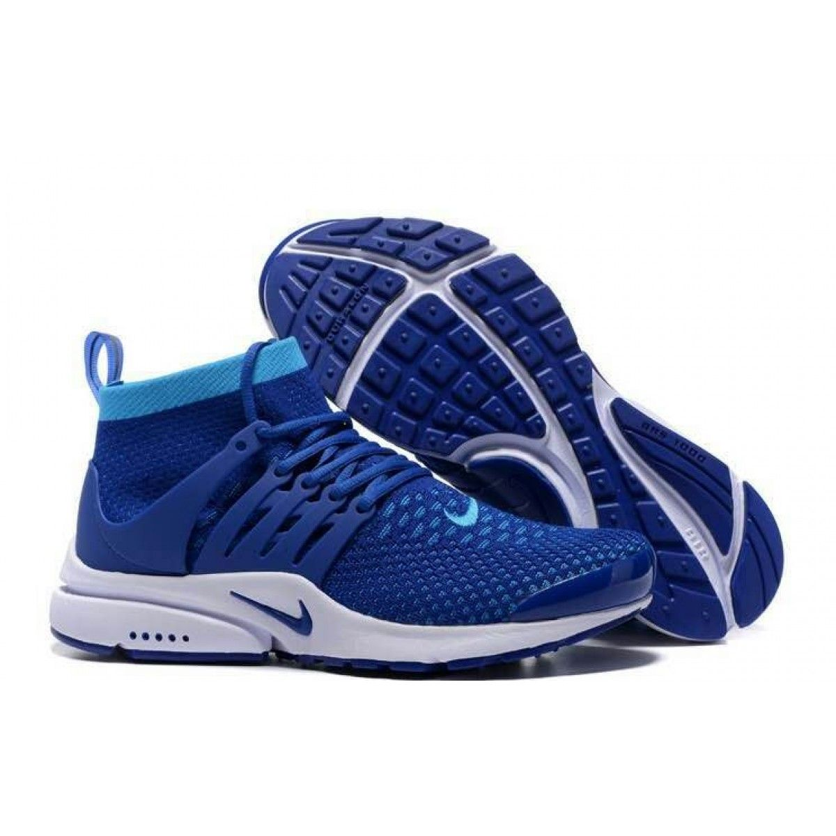 check out 0ae13 4477a Nike Air Presto Long Blue - Rs4,599