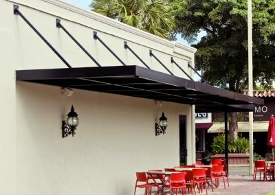 Metal Roofs And Canopies   Awnings Of Hollywood