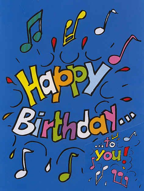 Pin By Jamie Curtis On Birthdays Happy Birthday Cards Images