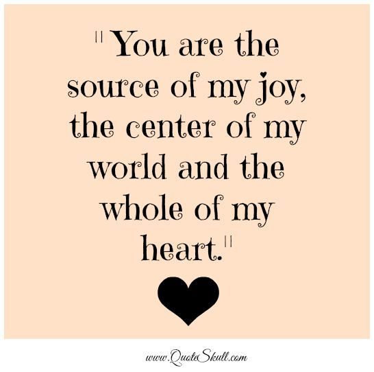Exceptional Love Quotes For Him From Deep Heart: Images U0026 Messages