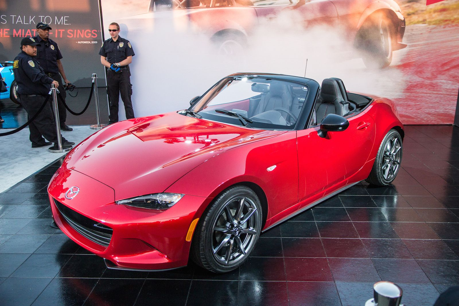 2016 mazda mx 5 miata live photos check it out here