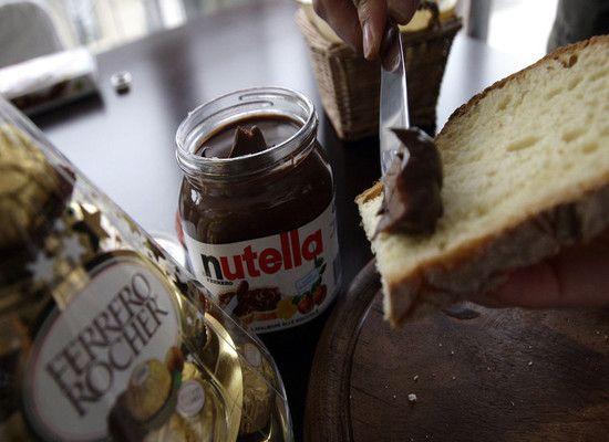 Salud al Día: Nutella y otros 30 alimentos que podrían provocar ...