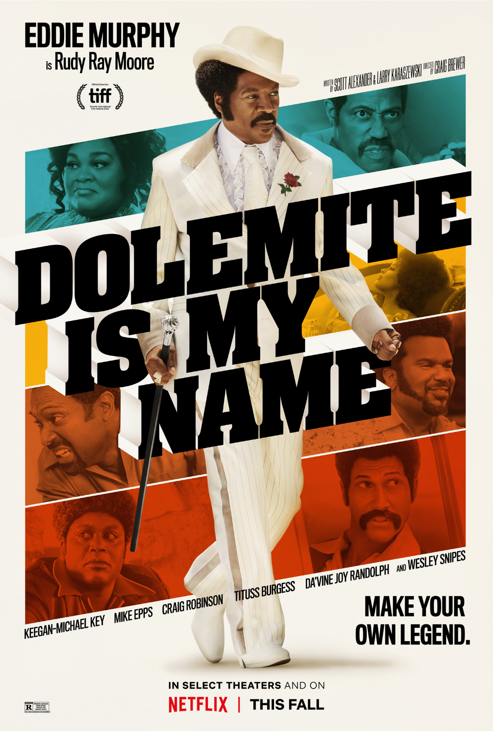 Dolemite Is My Name Rudy ray moore, Eddie murphy, Wesley
