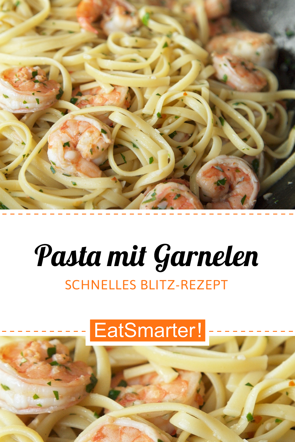 Photo of Pasta with shrimp recipe