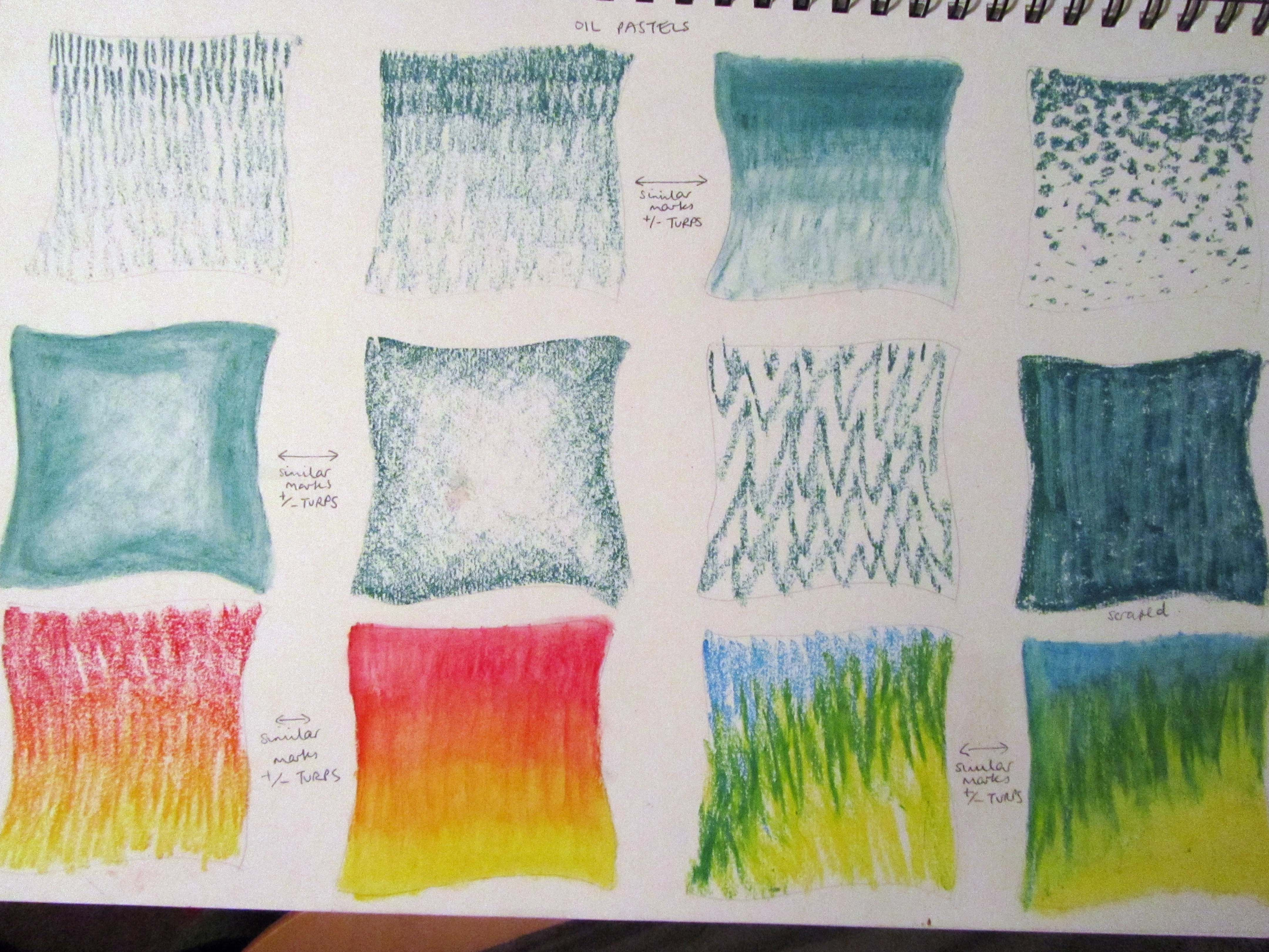 Soft Pastels Beginners