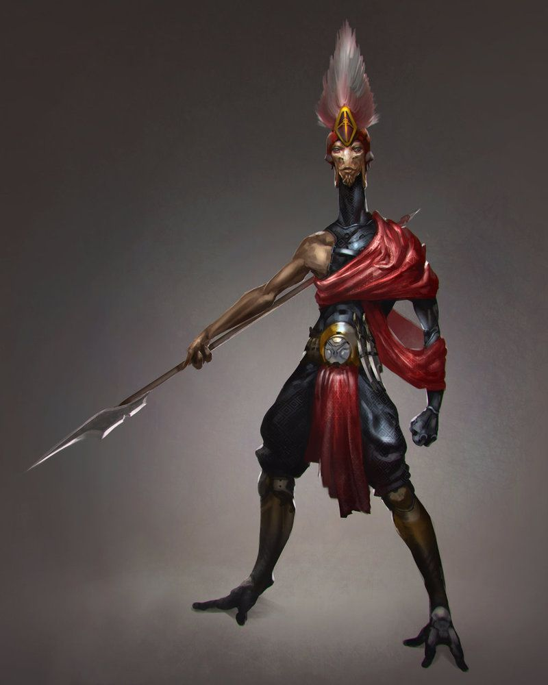 Sanshyuum Warrior By Tdspiral Halo In 2018 Pinterest Selis Epic Games Xbox Humanoid Creatures Sci