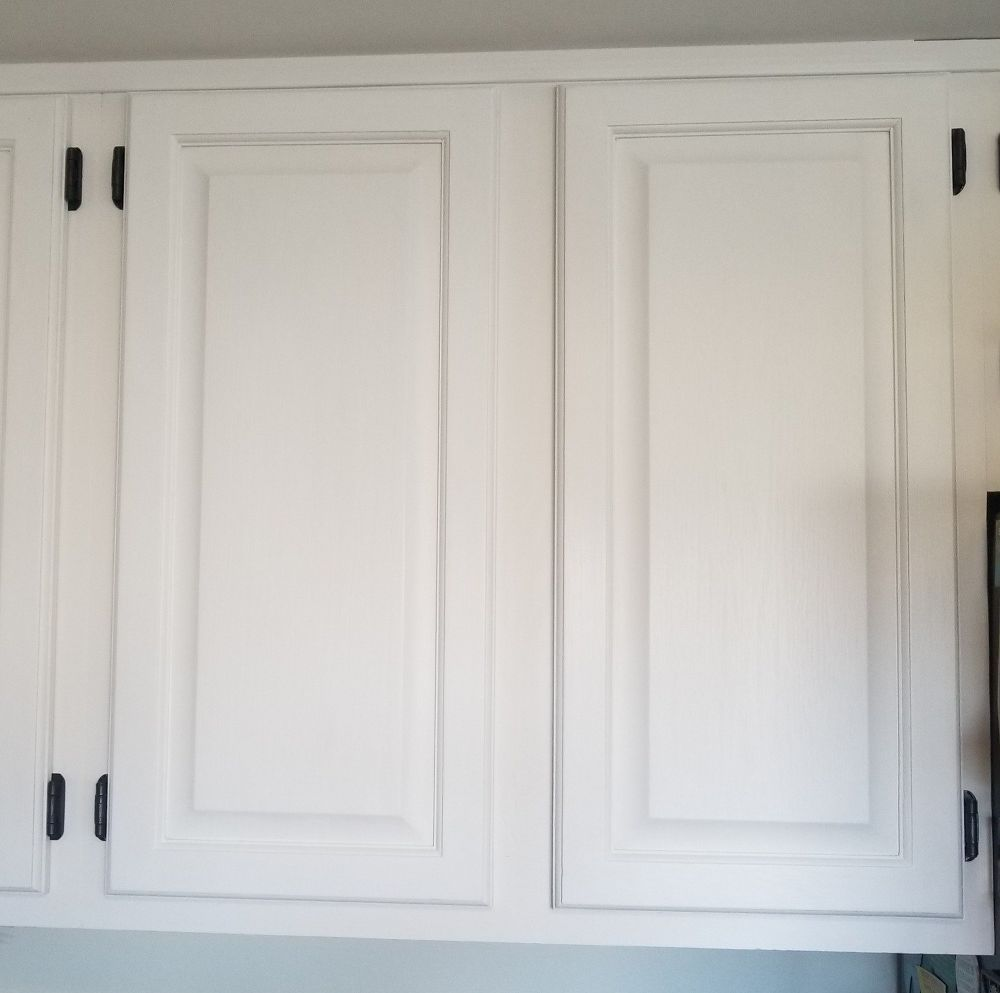 How To Quickly Clean And Update Your Old Cabinet Hinges Cabinet Hinges Clean Kitchen Cabinets Old Cabinets