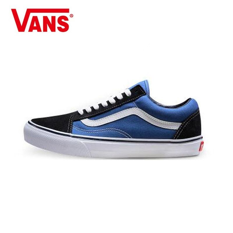 493d7410d471 Vans Old Skool Sneakers Low-top Trainers Unisex Men Women Sports Weight  lifting shoes Flat
