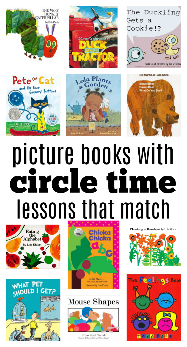 Lyric high low chicka low lyrics : 15 Circle Time Lessons with Favorite Children's Books | Success ...