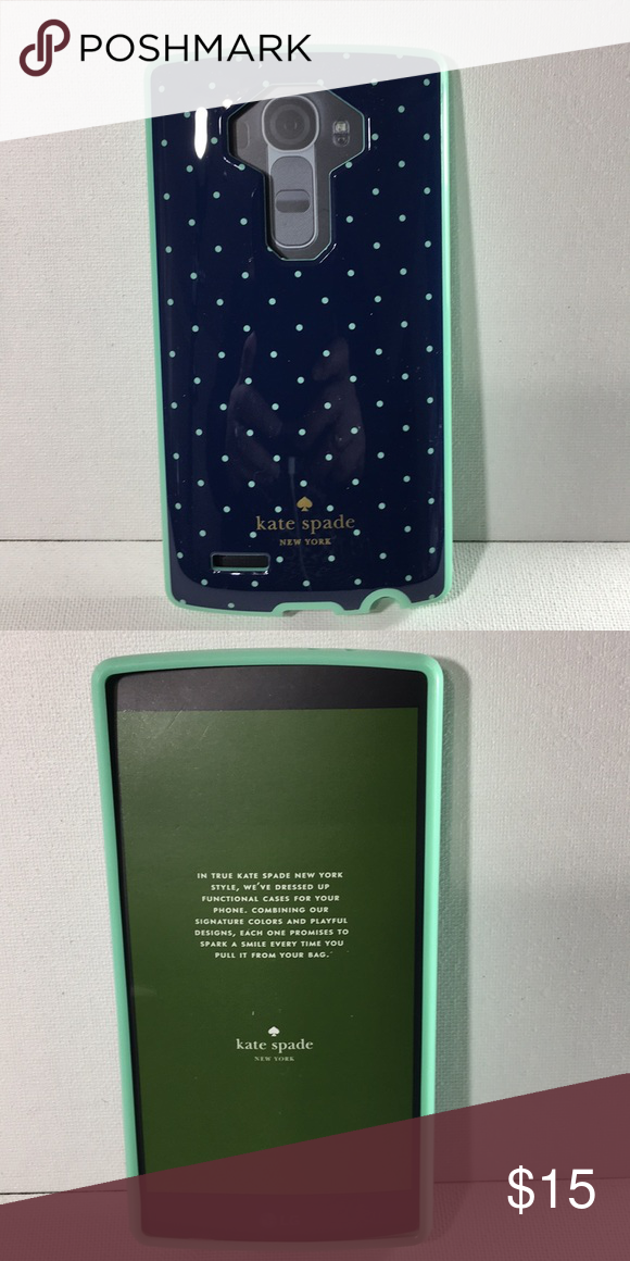 info for 9bcad e3e46 Kate Spade LG G4 Phone Case Feel free to make an offer on all items ...