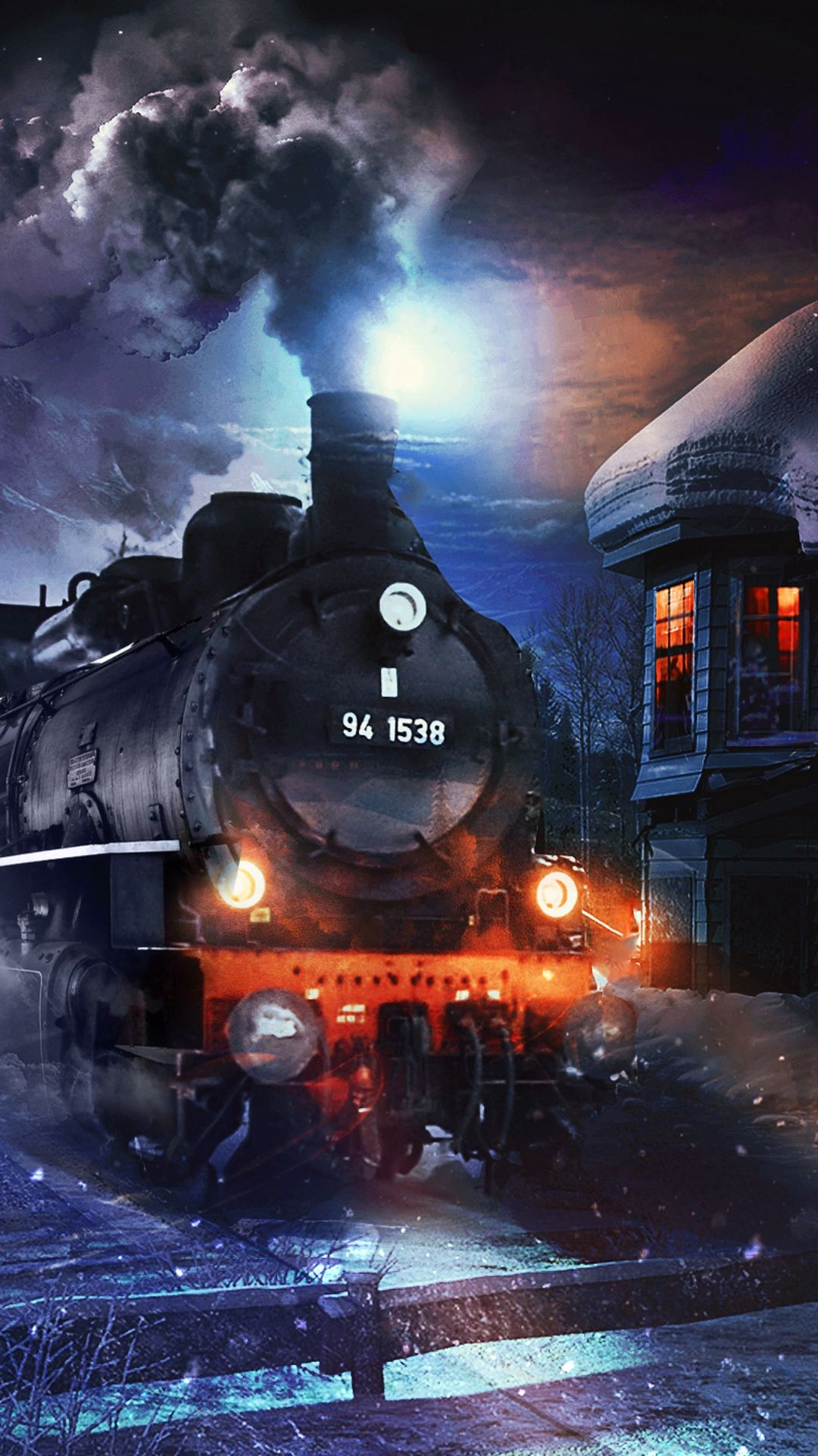 Pin by Eva 814 on Trains Harry potter wallpaper, Harry