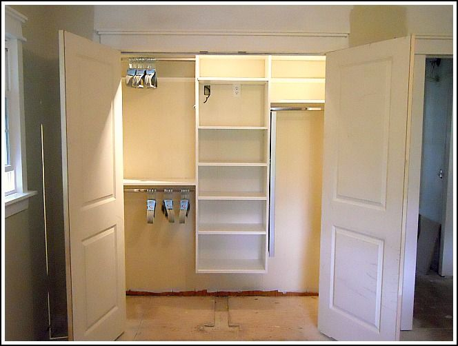 things to consider when building a custom closet set up | Bedroom ...