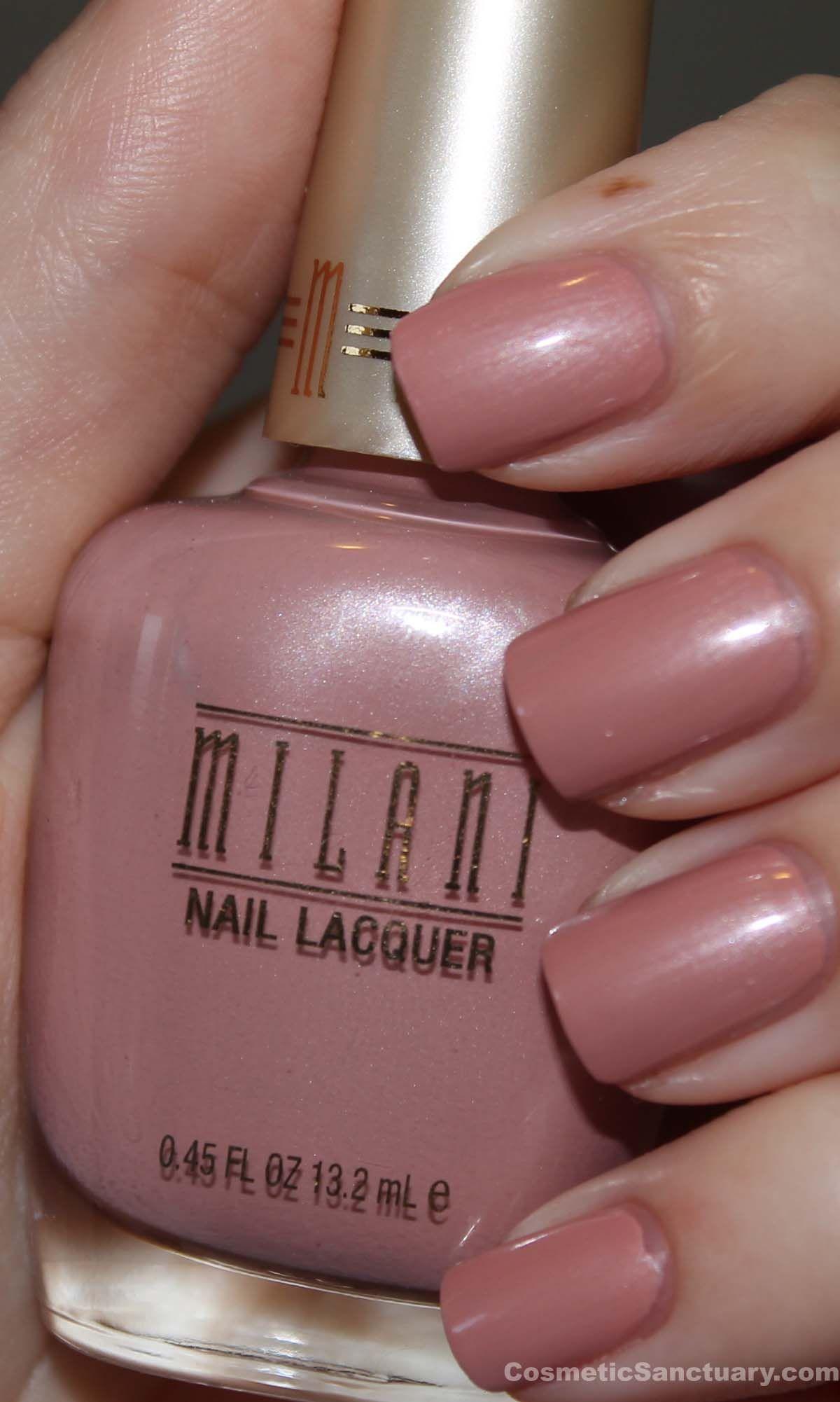 Milani - A ROSE MYLADY   Beauty ❤   Pinterest   Ser mujer y Esmalte