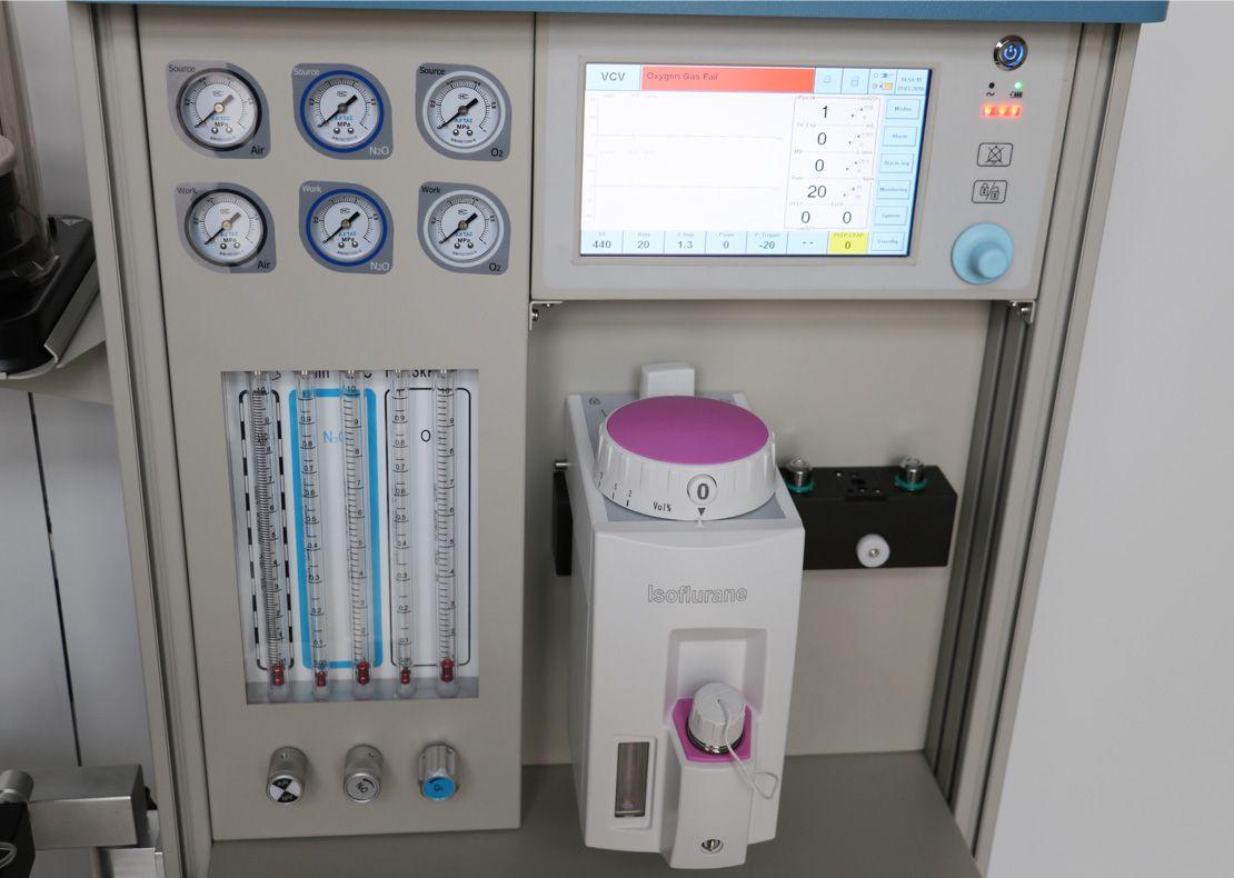 Anesthesiaventilatormodeldav80 optional simvprvc