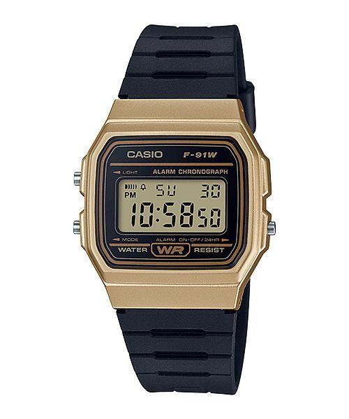 ce1d744d91a CASIO F-91WM-9A F-91WM-9AEF  ORIGINAL  RETRO  ENVIO  CERTIFICADO  DORADO GOLD  watch  relojes  michaelkors  portorico