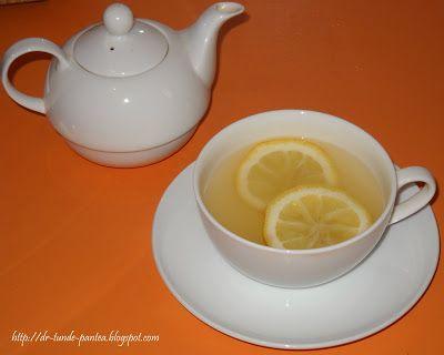 Ceaiul de ghimbir ~ Tunde's Blog