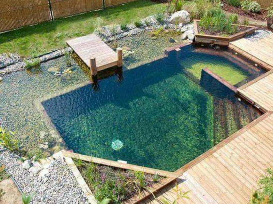 Pingl par jake sur backyard design pinterest for Creation de piscine