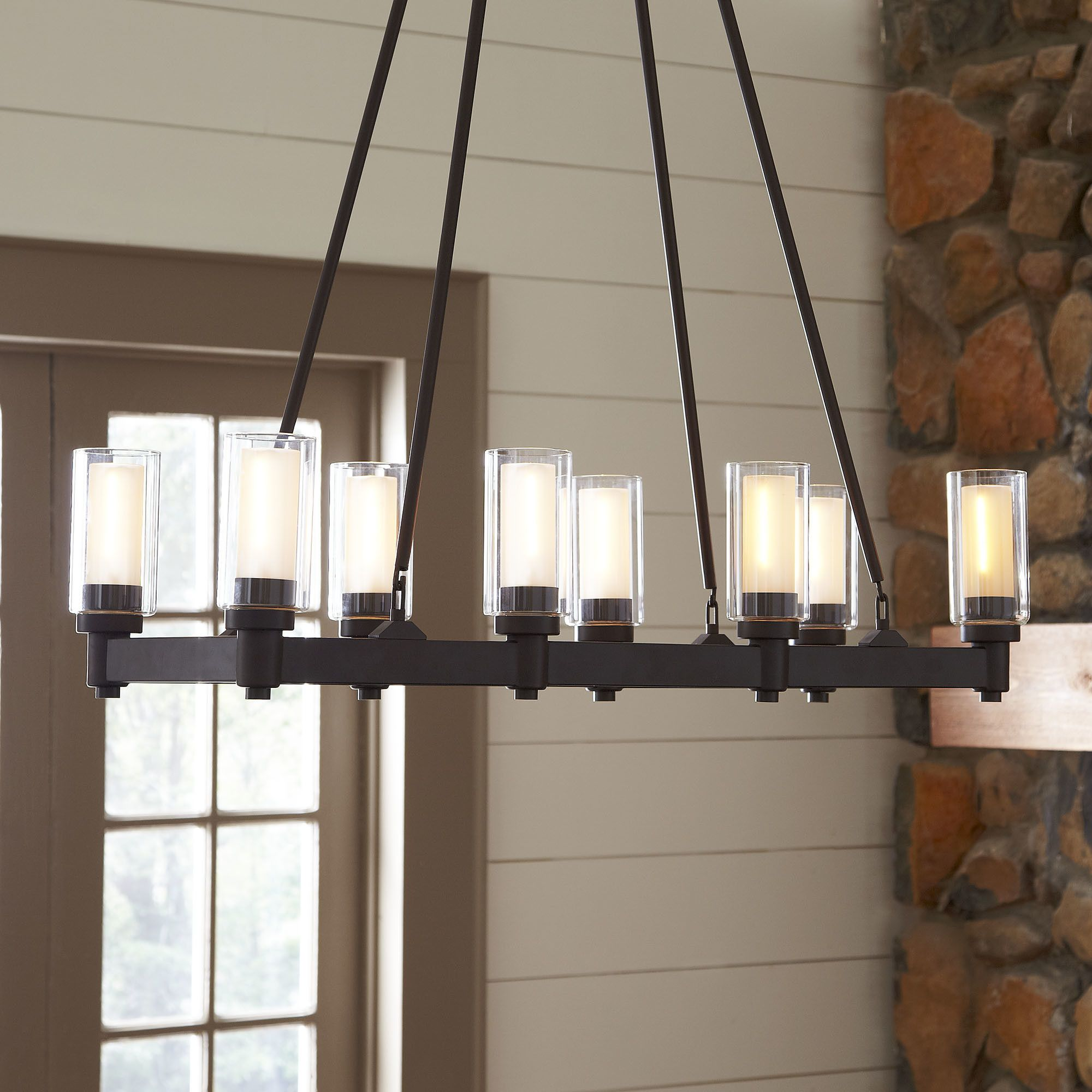 centers arturo chandelier barn sets side media modest pottery entertainment living fireplaces gallery storage light room tables rectangular