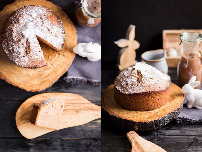 [Süßes mit dem Thermomix] Schokoladen Eierlikörkuchen