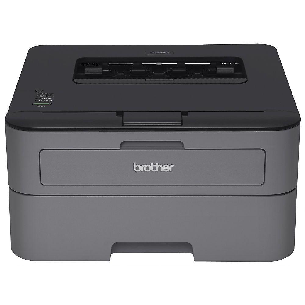 Brother Monochrome Laser Printer Hl L2320d Brother Printers Laser Printer Printer