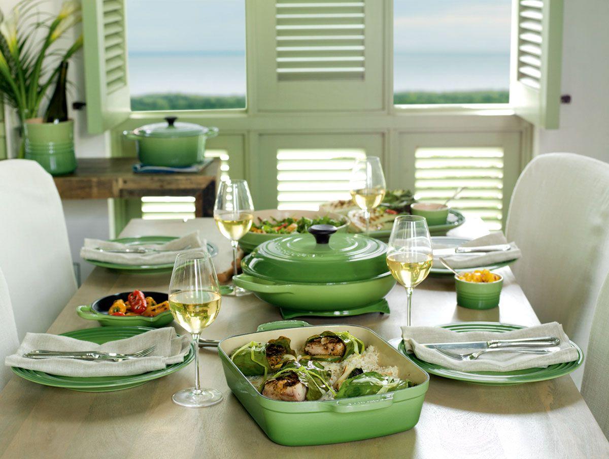 33+ Le creuset dining set Trending
