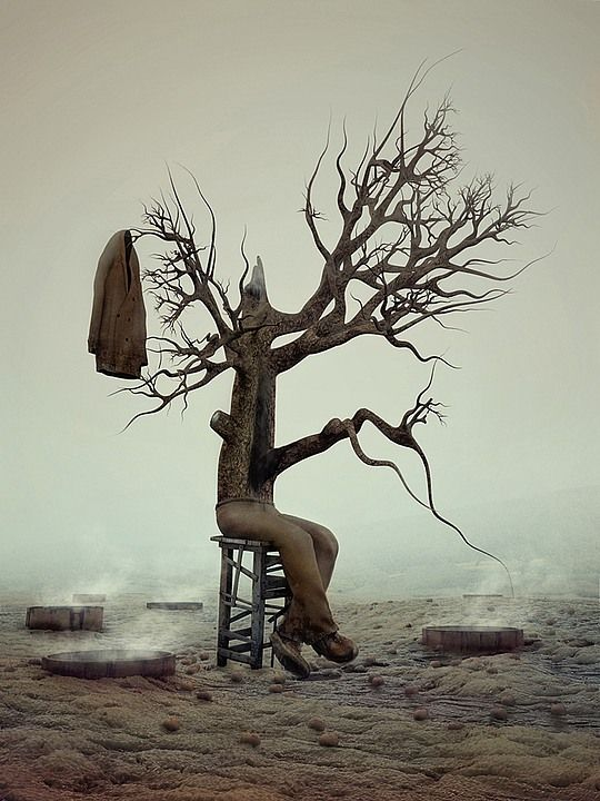 Surreal Art By Andrey Bobirfinitely Using This When I Teach