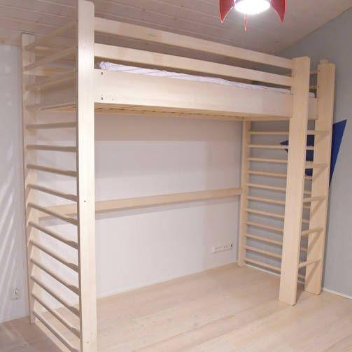 Suomalaisäiti kehitti sängyn, joka on myös liikuntatuote