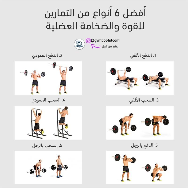 أفضل 6 أنواع من التمارين للقوة والضخامة العضلية 6 أنواع من التمارين لن تحتاج أكثر منهم للحصول على أقصى Physical Activities Workout African Prom Dresses