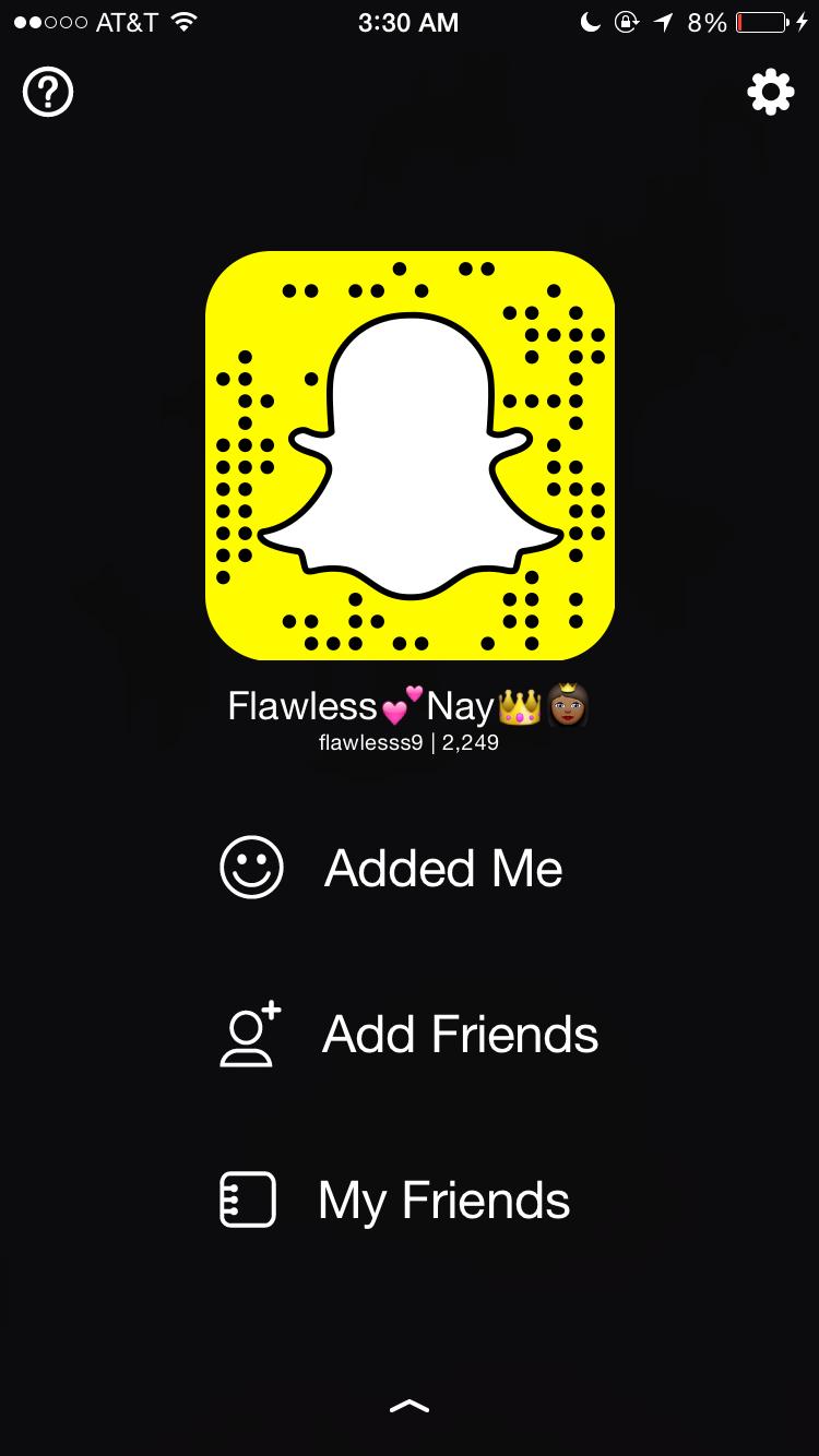 Add Me Please  Flawless9  Sabrina Carpenter Snapchat -9558