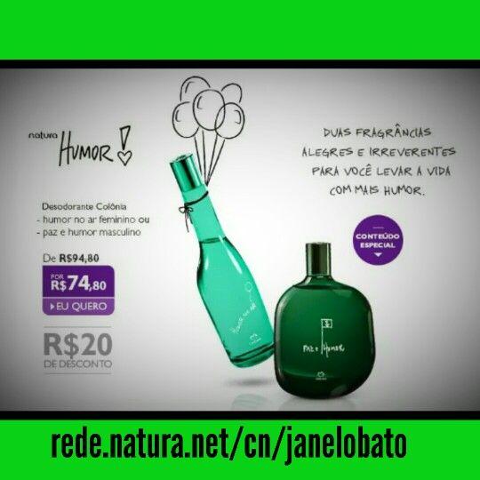 #chamenatura #chamequevem #mechame #mechamejanelobato #perfumaria rede.natura.net/cn/janelobato