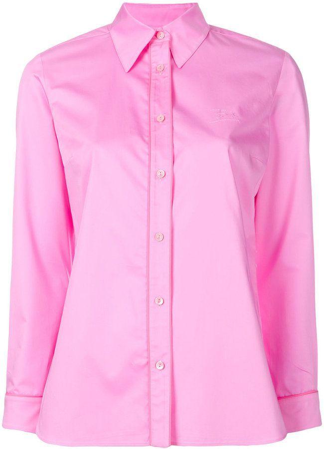 d56e6c41 Emilio Pucci classic button shirt. Emilio Pucci classic button shirt  Burberry, Gucci, Shirt Dress, Blouse ...