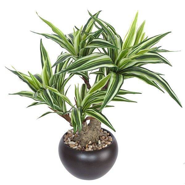 Planta artificial dracaena varietaga - Plantas artificiales decorativas ...