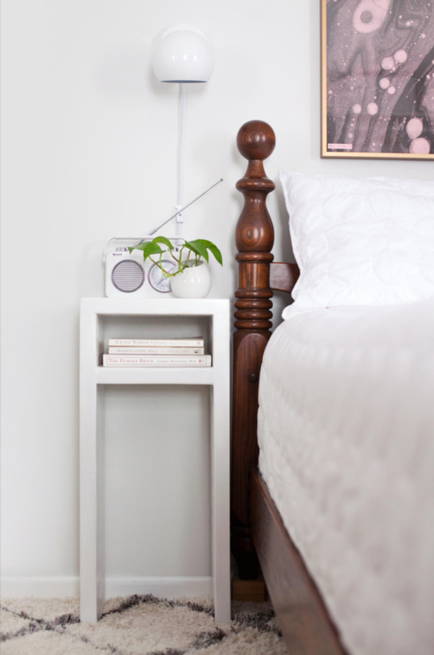 Make It Yourself 9 Smart & Stylish DIY Nightstands for