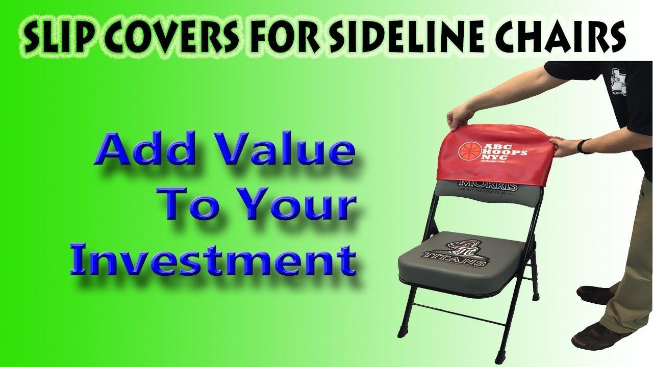 slip covers for sideline chairs full hd basketball custom sideline