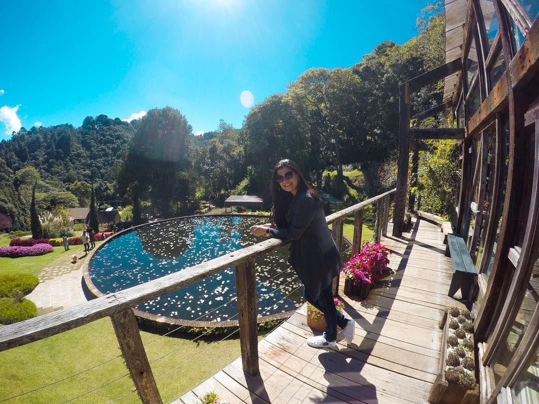 "NANDA CABRAL's Instagram profile post: ""🌺🌼🌸 Amantikir!  #camposdojordao #amantikir #nature #sp #gopro #goprobrasil #goprohero #photography #photographyday #lightroom #vscobrasil…"""