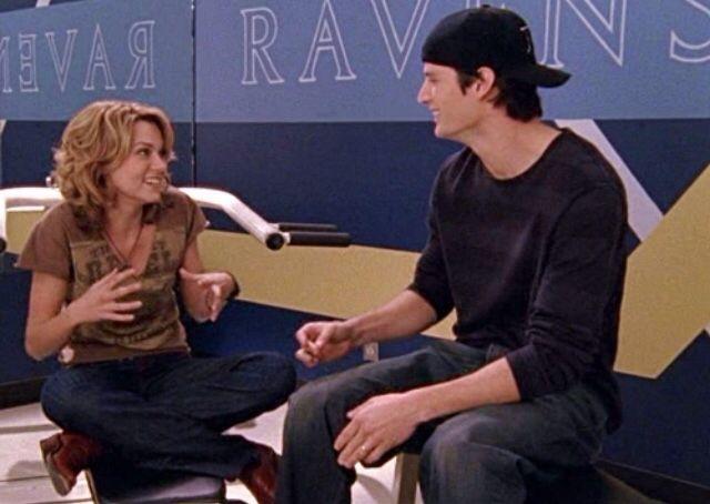 Nathan and Peyton