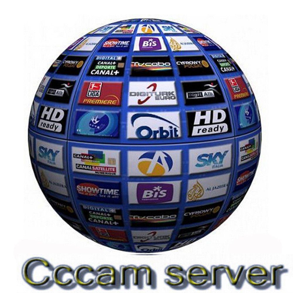 In stock ! Send CCCAM service Europe CCCAM Cline 1 years