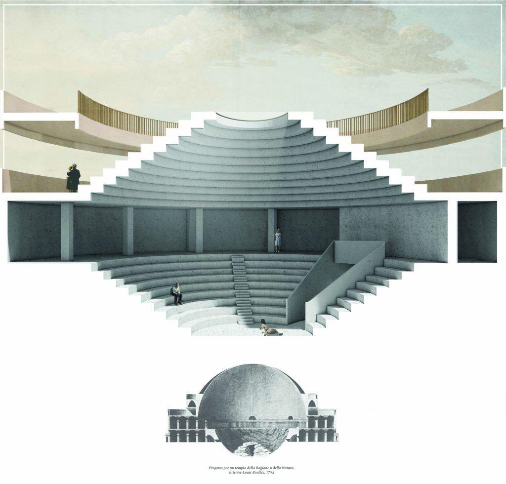 The Theatre Of Possibility Kooza Rch Concept Architecture Open Architecture Theatre Architecture