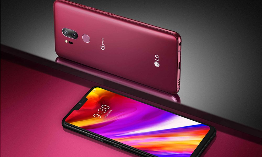 Editor S Choice Lg G7 Thinq Best Smartphone Phone