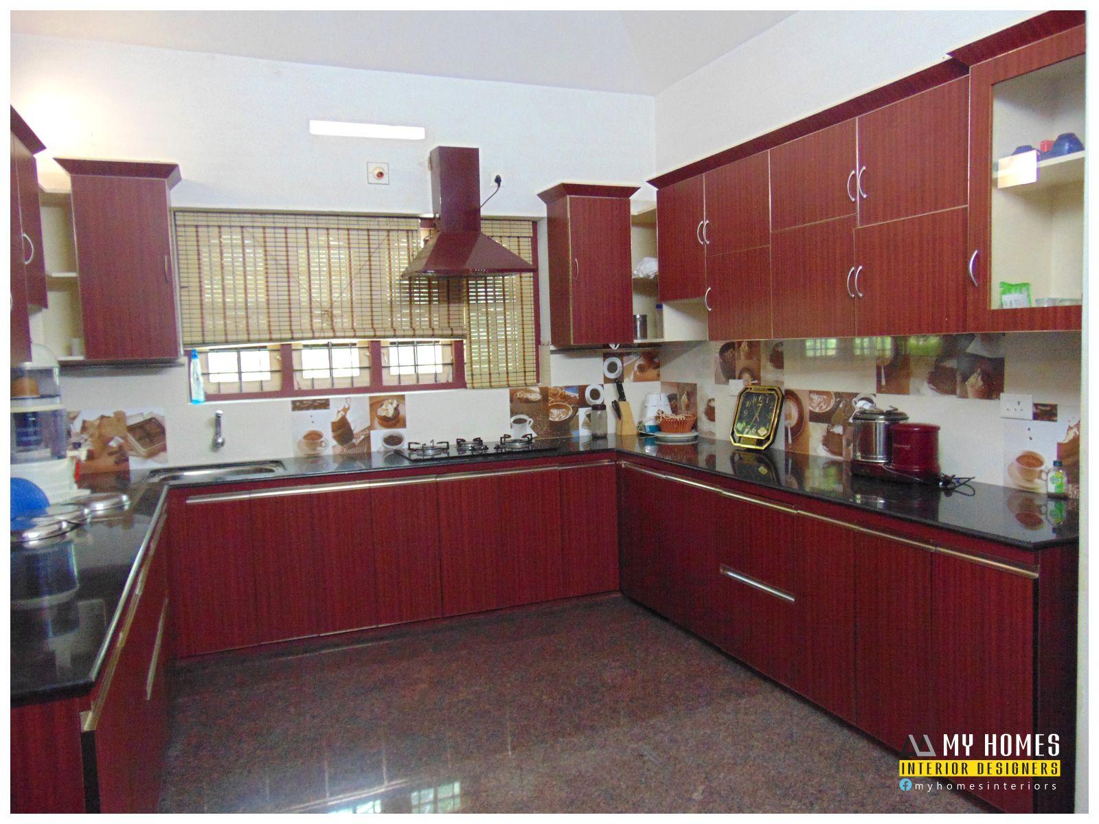Bathroom Interior Design Kerala in 2020   Model kitchen ...