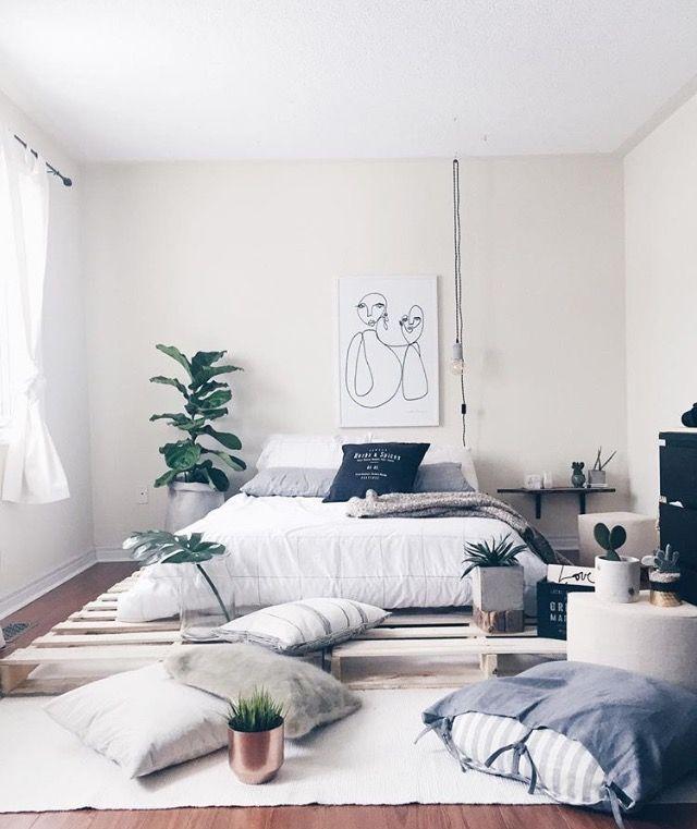 Best I N S T A G R A M Emilymohsie Apartment Bedroom Decor 400 x 300