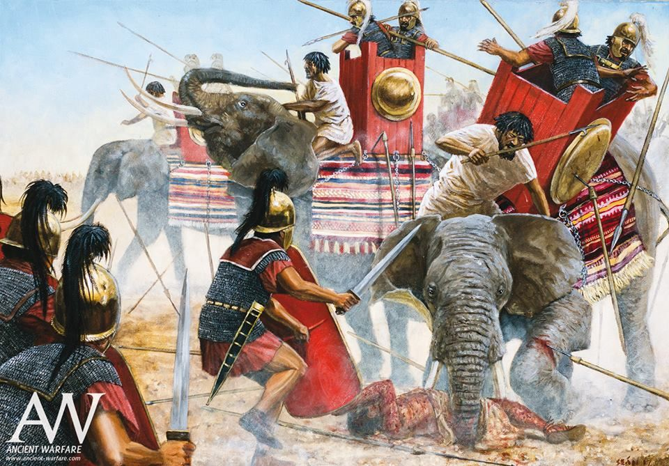 Pin By Ion K On Armies Of The Roman Empire Illustrated